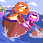 Canoe Penguins