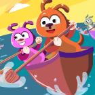 Canoe Puppies