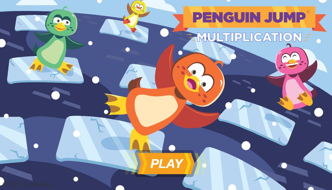 Resultado de imagen de penguin multiplication